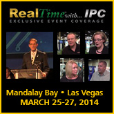Real Time with... Exclusive Coverage of  IPC 2014